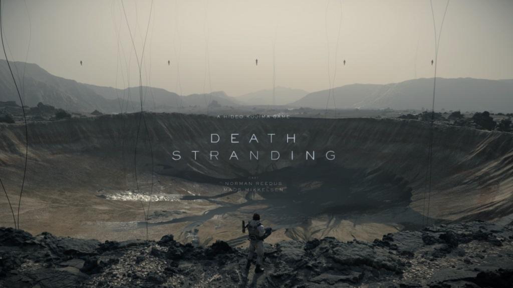 PlayStation 5; Death Stranding