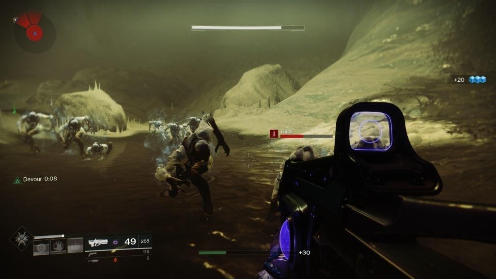 Destiny 2: Warmind; Gameplay: Acolytes