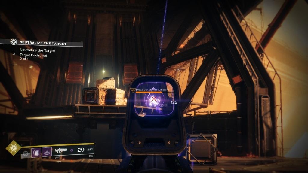 Destiny 2: Warmind; Gameplay: adventure