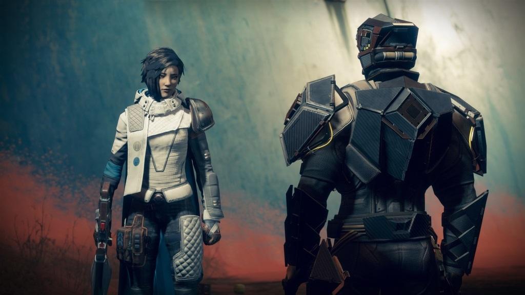 Destiny 2: Warmind; Wallpaper: Ana Bray