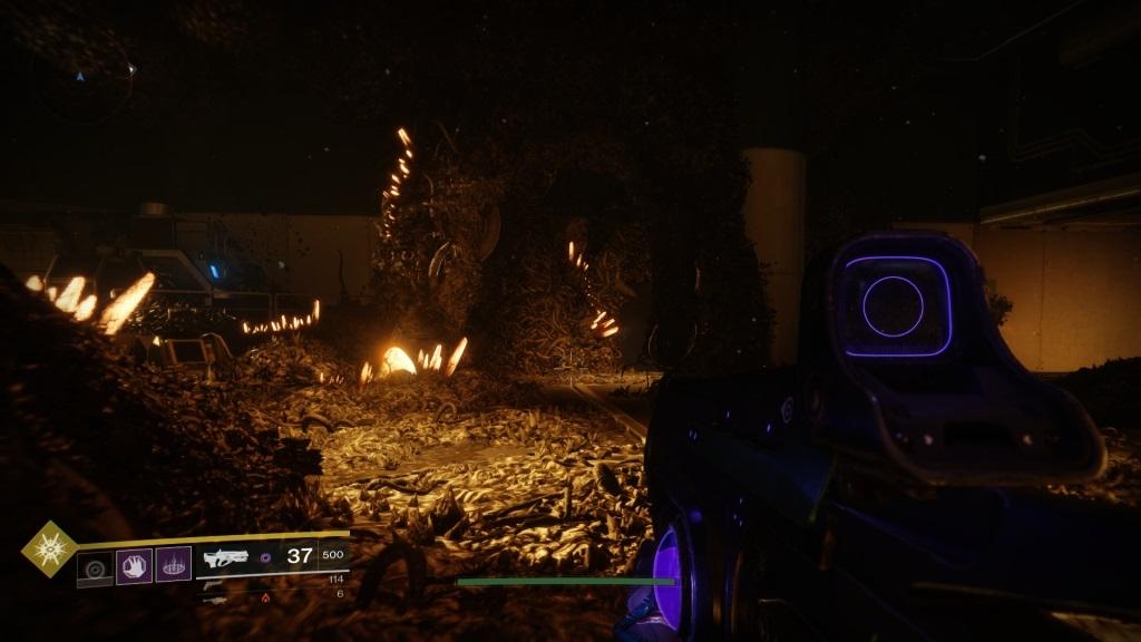 Destiny 2: Warmind; Gameplay: hive