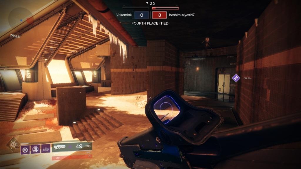 Destiny 2: Warmind; Gameplay: meltdown
