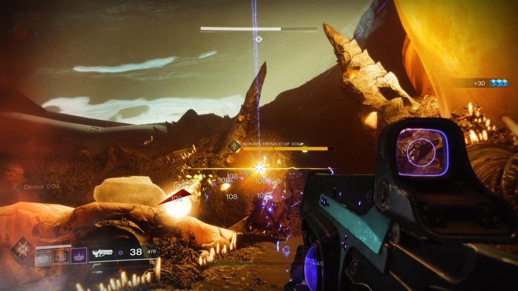Destiny 2: Warmind; Gameplay: nokris
