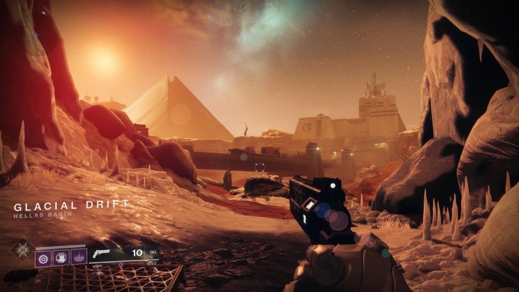 Destiny 2: Warmind; Gameplay: výhľad