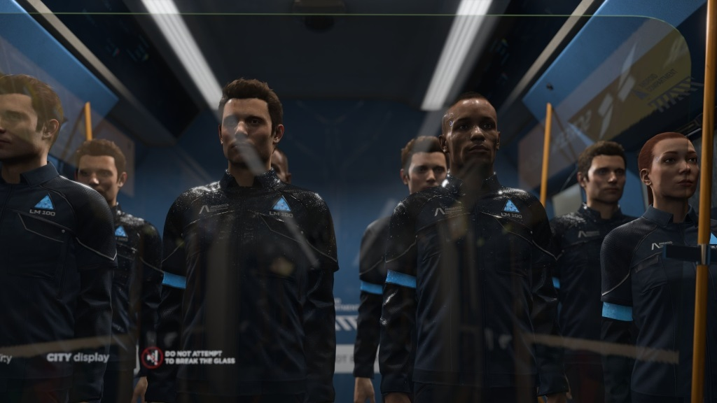 PlayStation 5; Detroit: Become Human