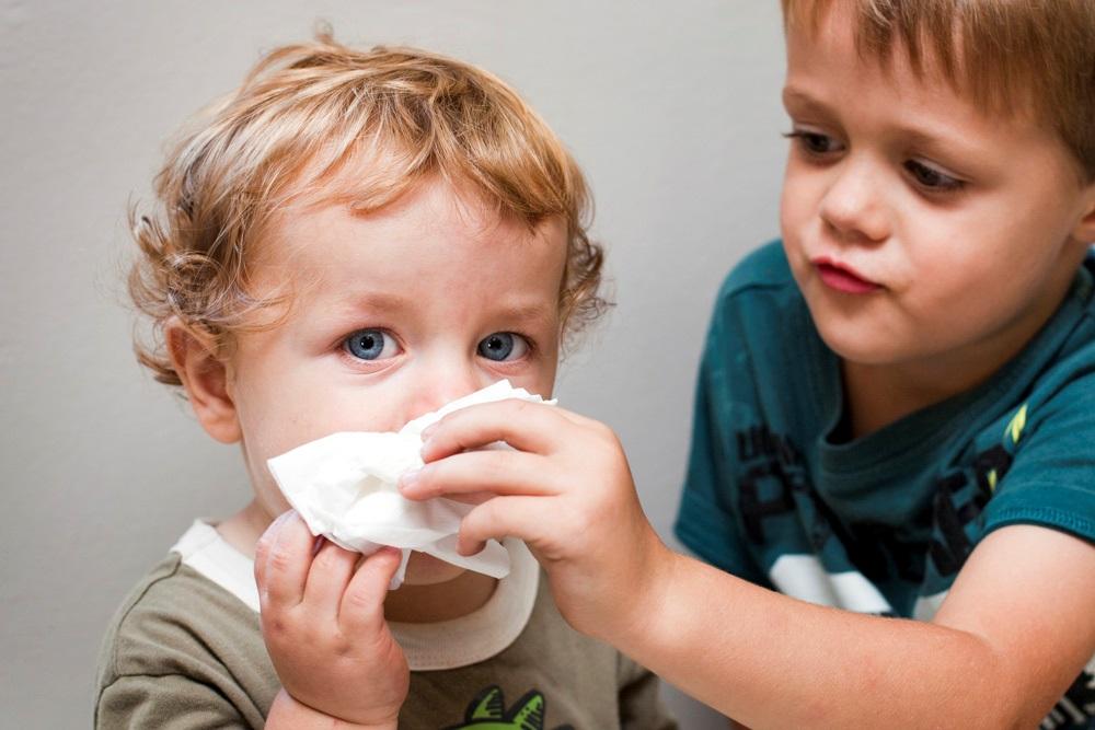 Ako pomôcť dieťaťu sa naučiť smrkať