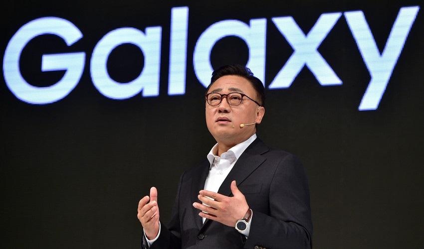 Šéf mobilnej divízie Samsungu, DJ Koh
