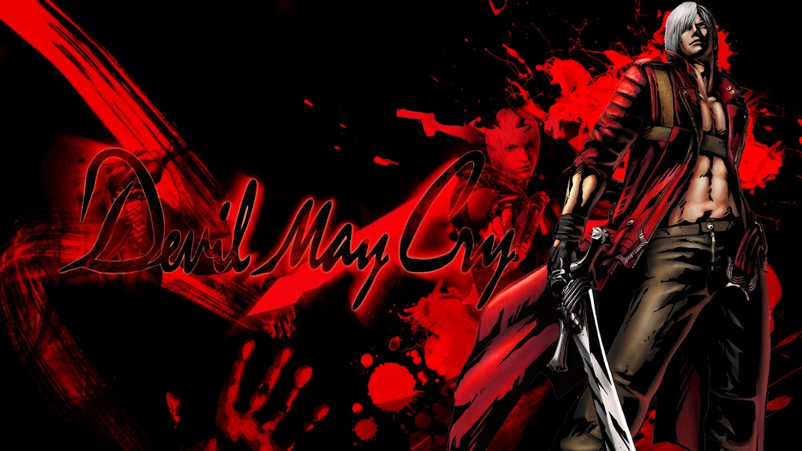 Devil May Cry serie; Devil May Cry (2001): cover