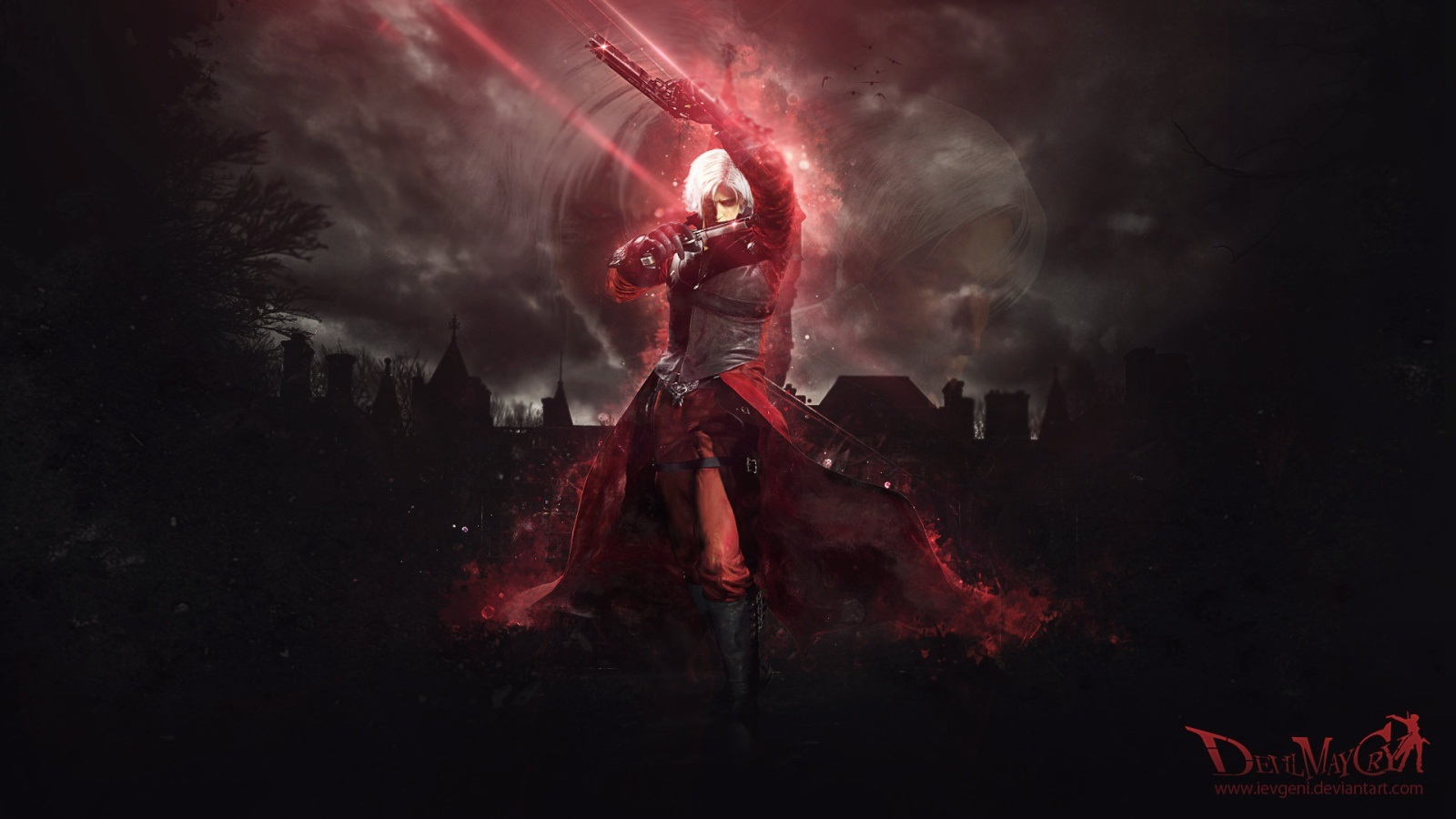 Devil May Cry serie; Devil May Cry 2 (2003): cover