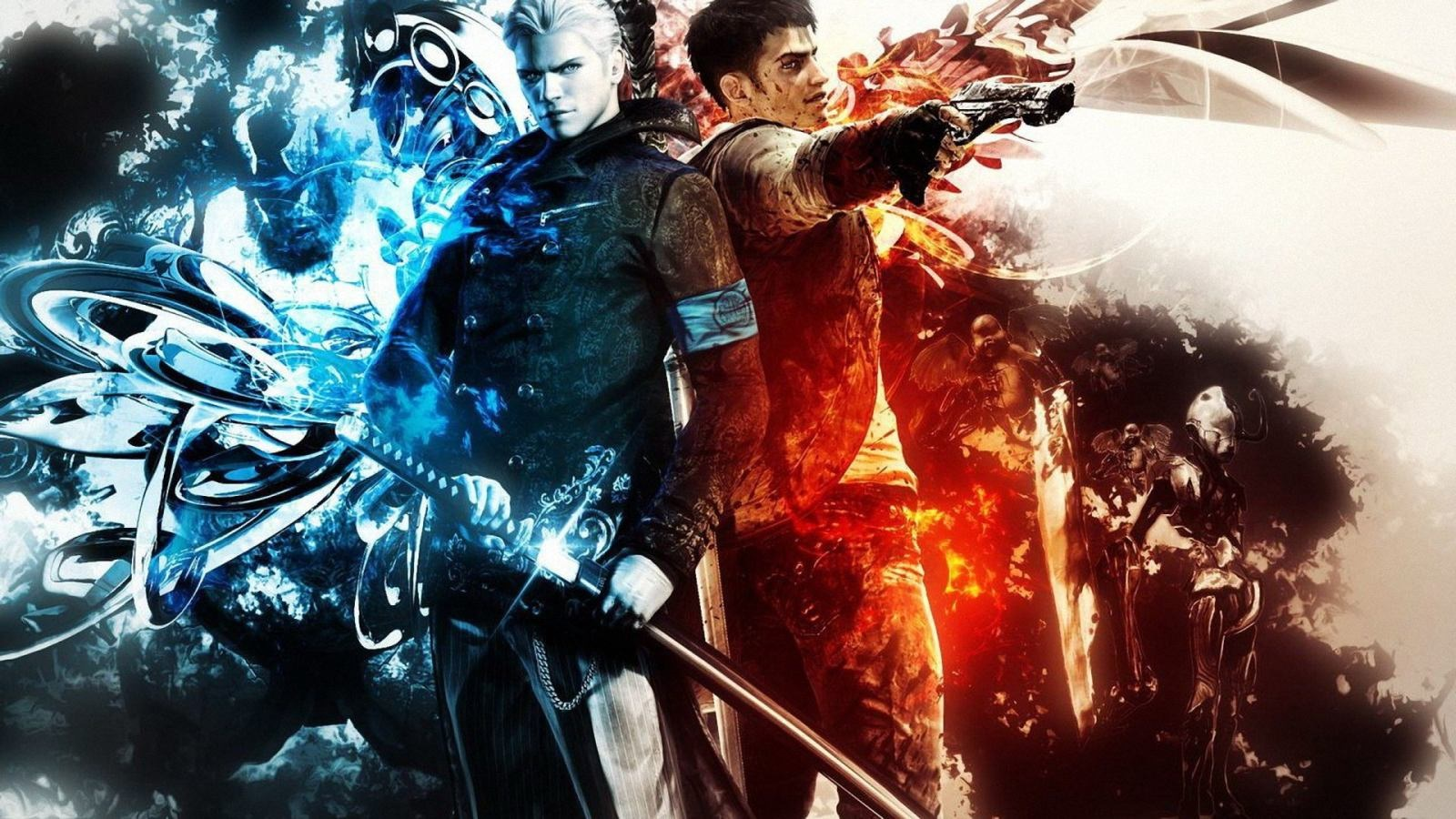 Devil May Cry serie; DmC: Devil May Cry (2013): cover
