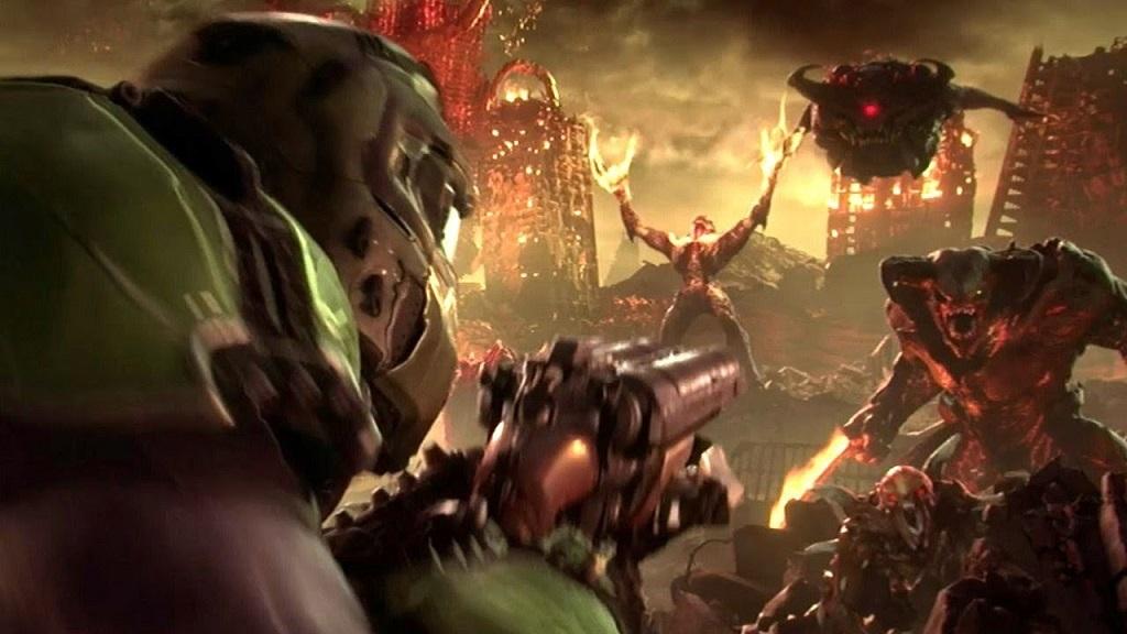 E3 2018  Doom Eternal 2d2b3544a82
