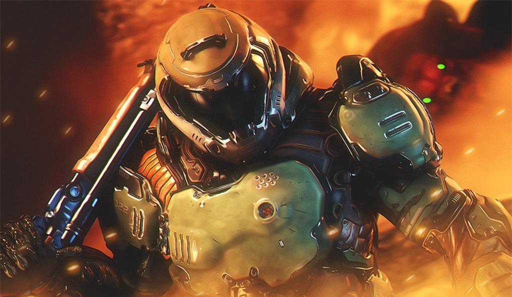 DOOM Eternal; screenshot: hrdina