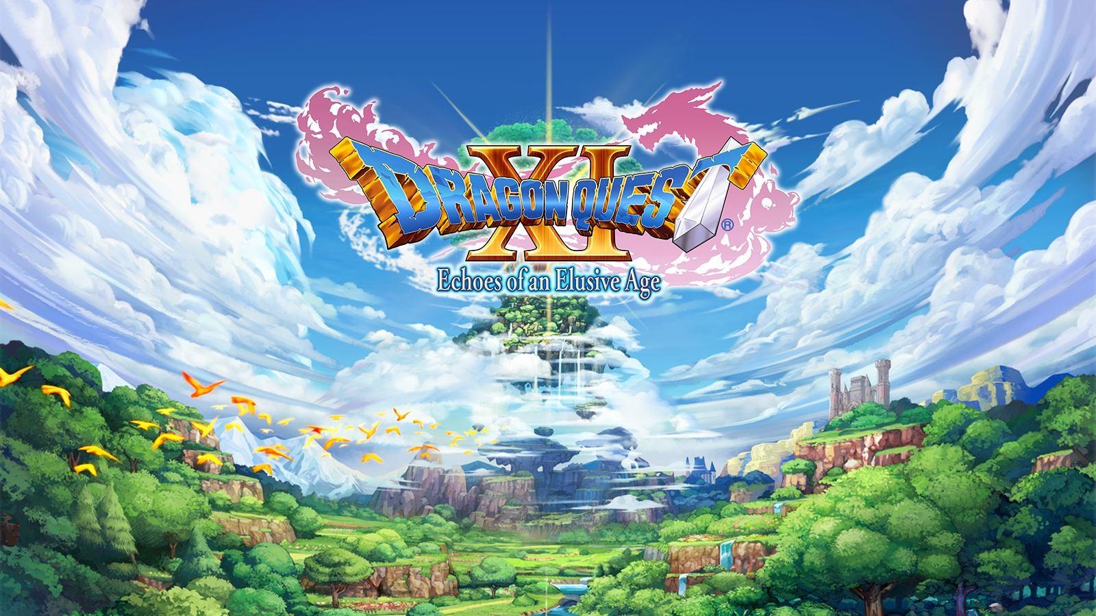 Dragon Age XI; screenshot: cover, logo