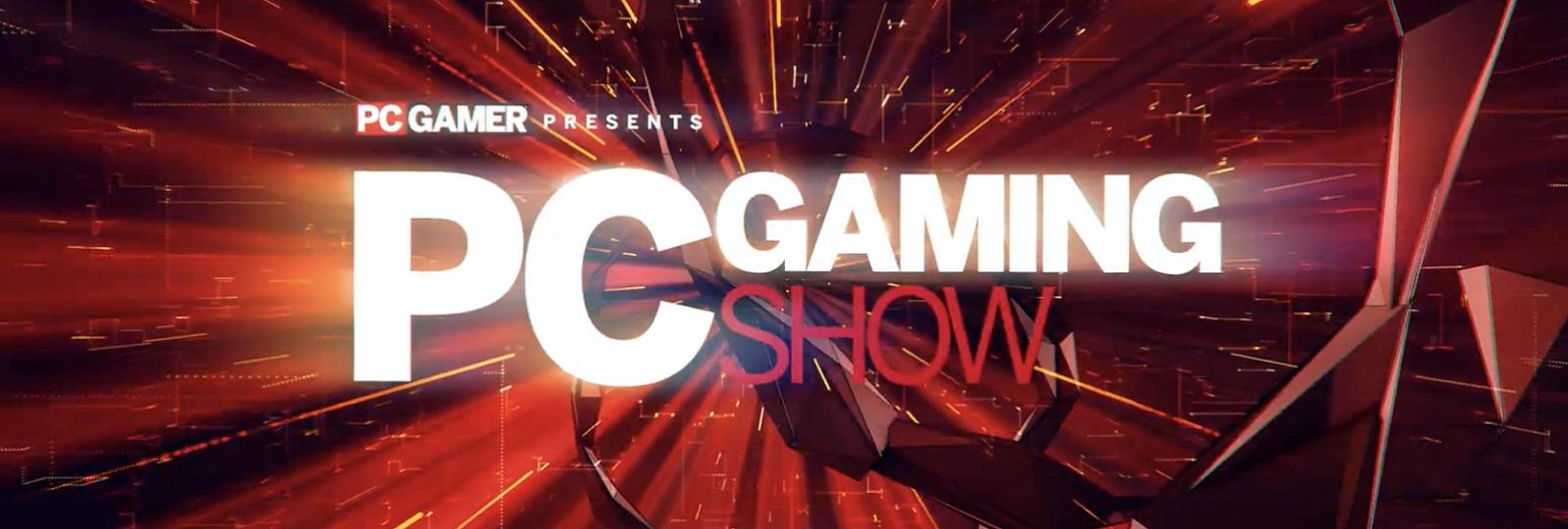 PC Gaming Show; logo