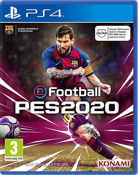 eFootball PES 2020; recenzia