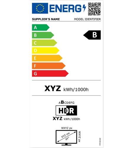 Nové energetické štítky od marca 2021