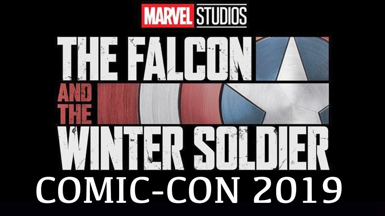 The Falcon and the Winter Soldier; screenshot: logo