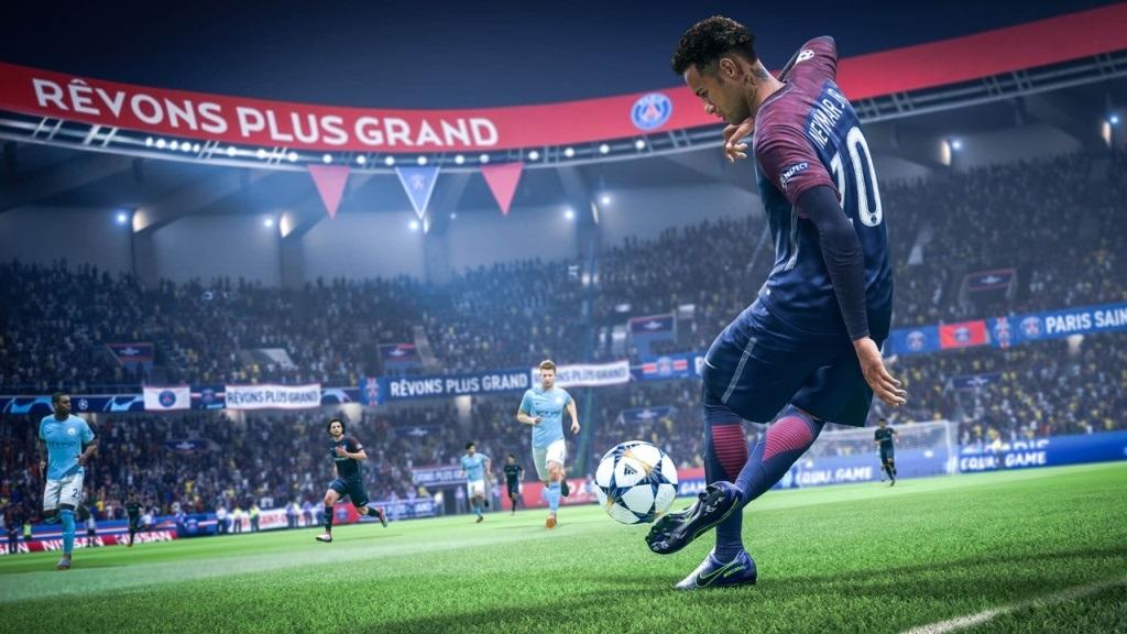 d74735faa FIFA 19 (DOJMY Z HRANIA) | Alza.sk