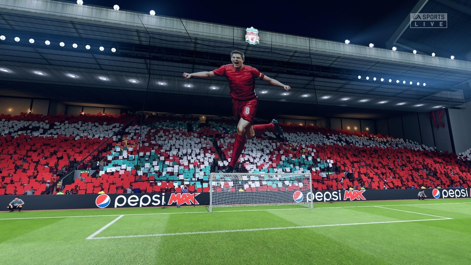FIFA 20; gameplay: choreo