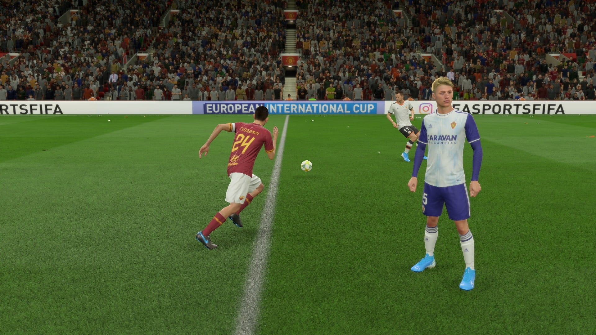 FIFA 20; gameplay: duch