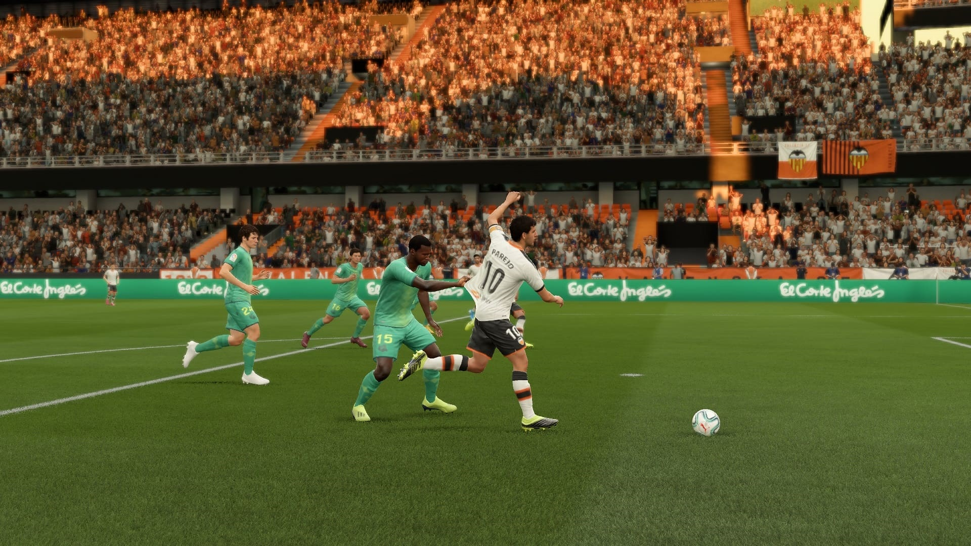 FIFA 20; gameplay: ťahanie