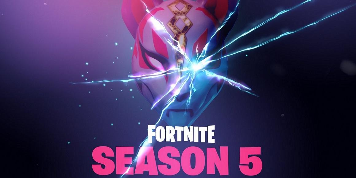 Fortnite, season 5 teaser image, Kitsune