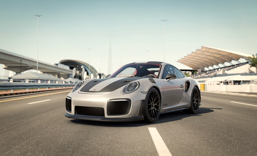 Forza Motorsport 8; screenshot: Porsche