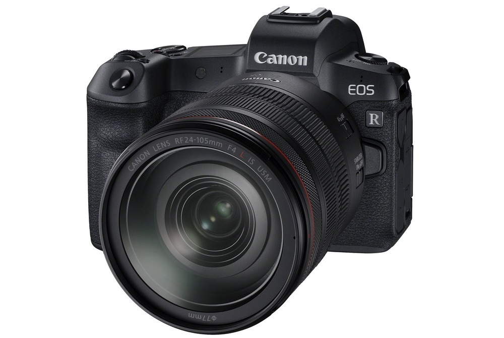 Fotoaparát Canon EOS R