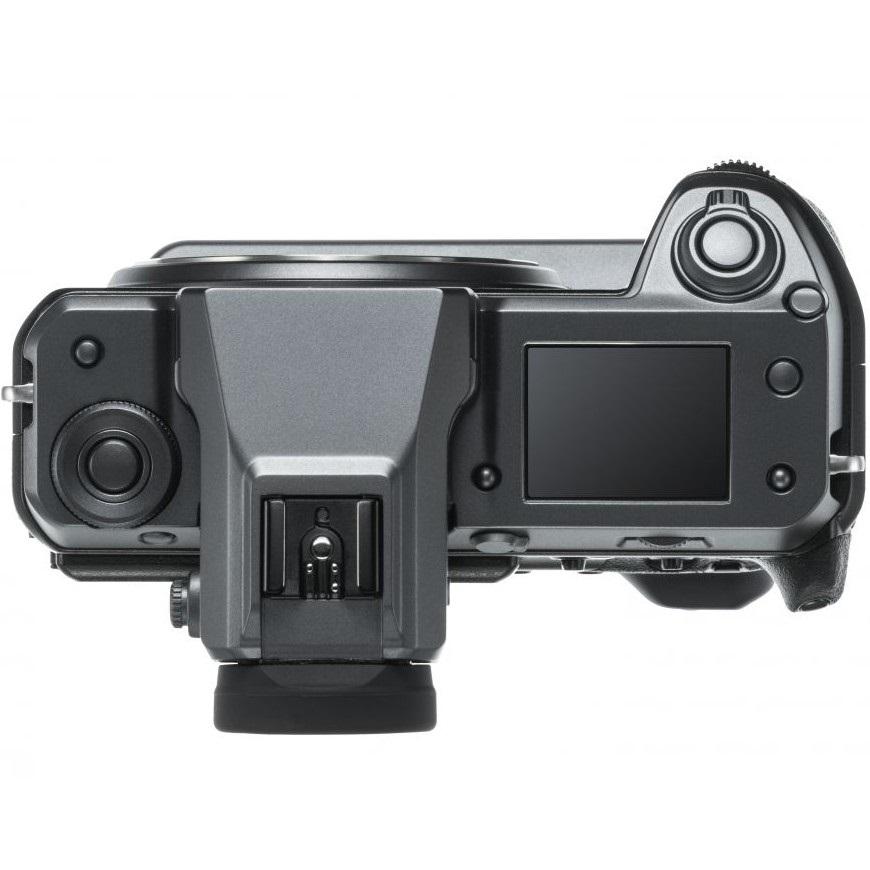Fujifilm GFX 100, zhora