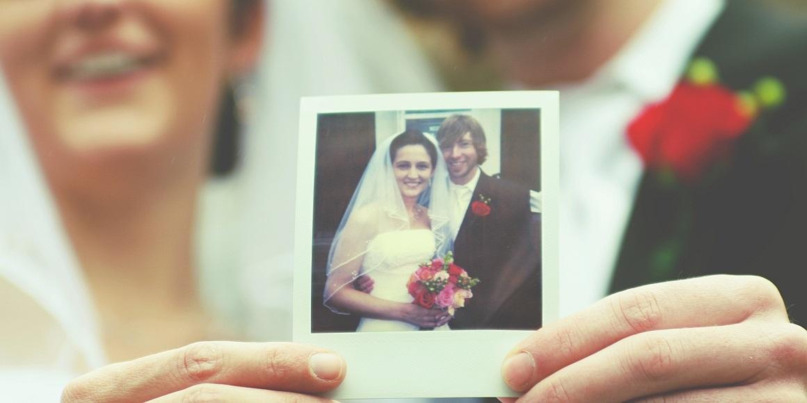Fujifilm Instax – svadobné foto