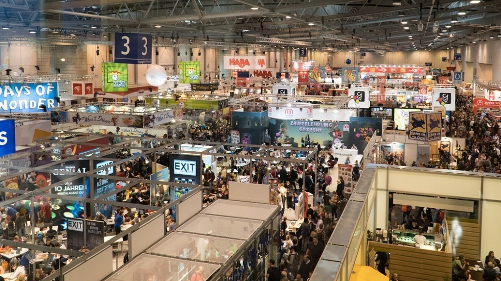 Gamescom 2018; Games Convention