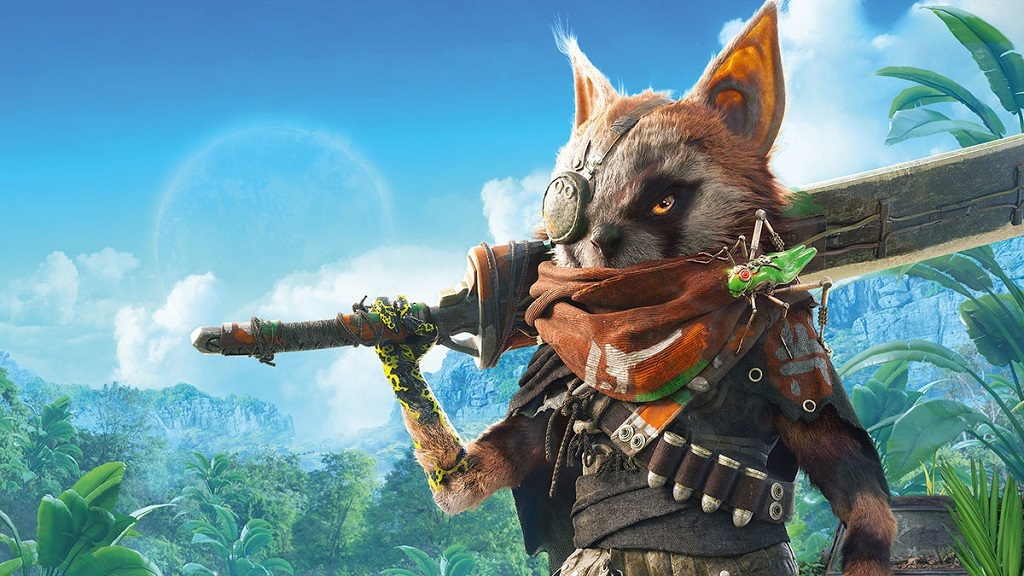 Gamescom 2018; Biomutant