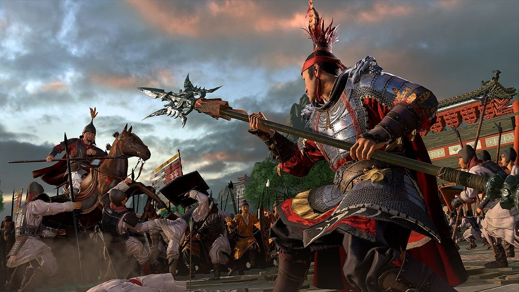 Gamescom 2018; Total War: Three Kingdoms