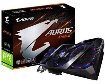Gigabyte Aorus RTX 2070 XTREME 8G