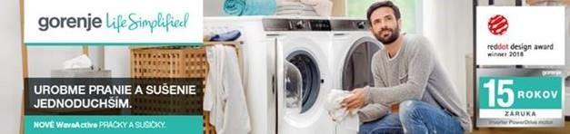 Urobme pranie a sušenie bielizne jednoduchšie