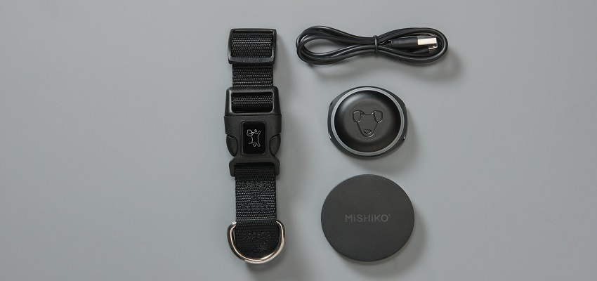 GPS lokátor; obojok