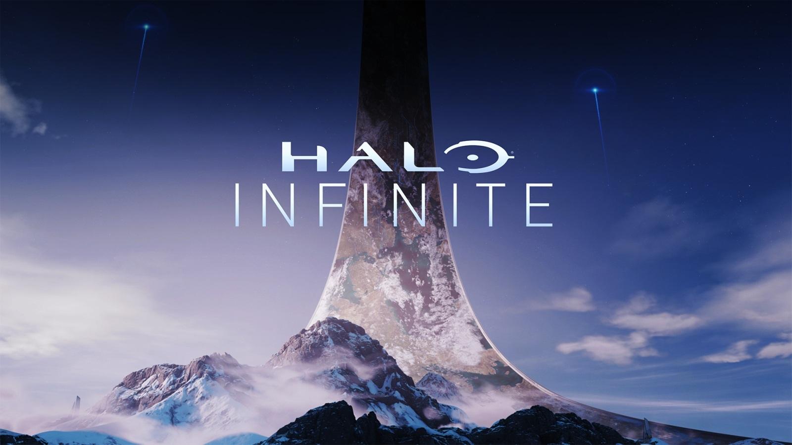 Halo: Infinite; screenshot: logo