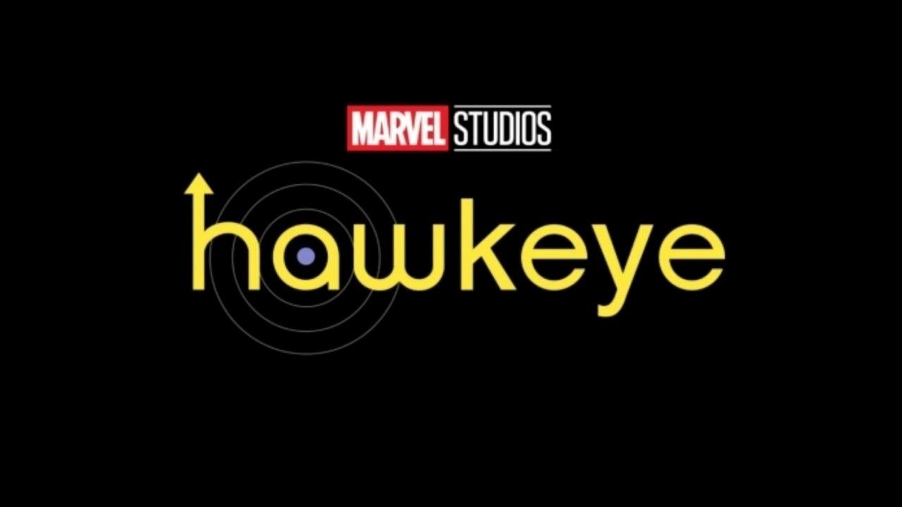 Hawkeye; screenshot: logo