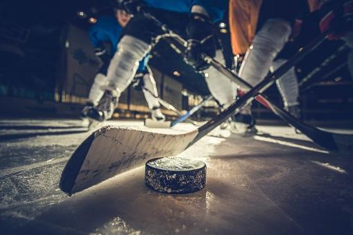 Hokej jar 2018