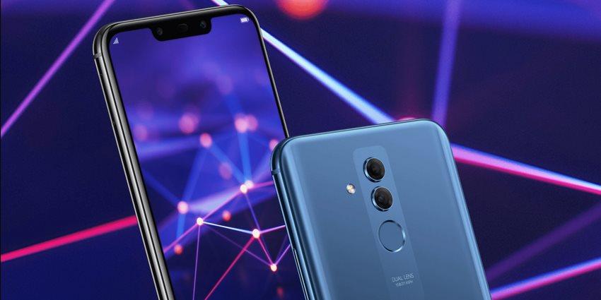 Huawei Mate 20 Lite, fotoaparát