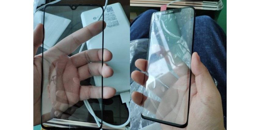 Huawei Mate 20 a Mate 20 Pro, skla