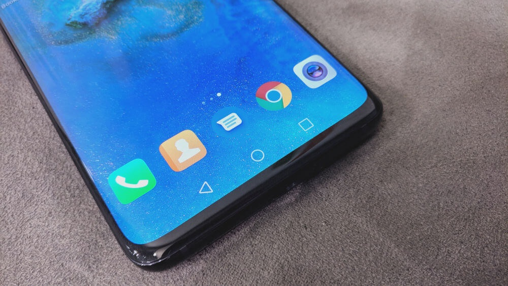 Huawei Mate 20 Pro, recenzia, dizajn a konštrukcia