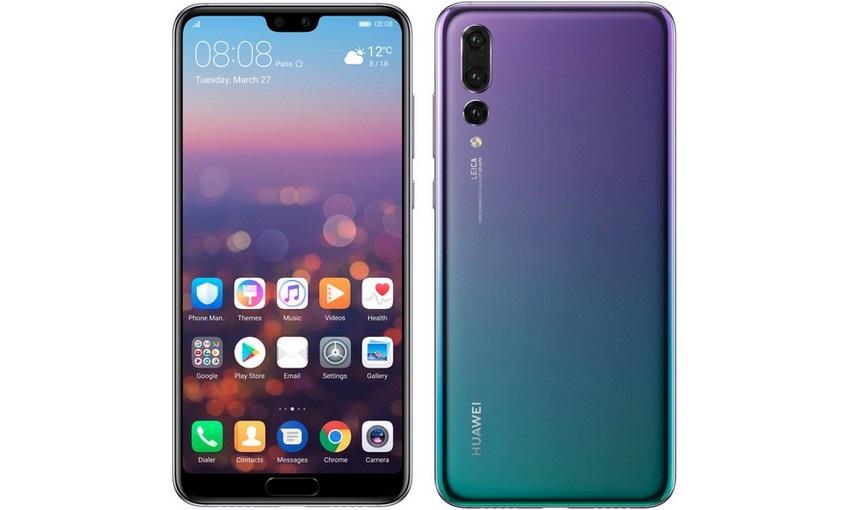Huawei P20 Pro, umelá inteligencia
