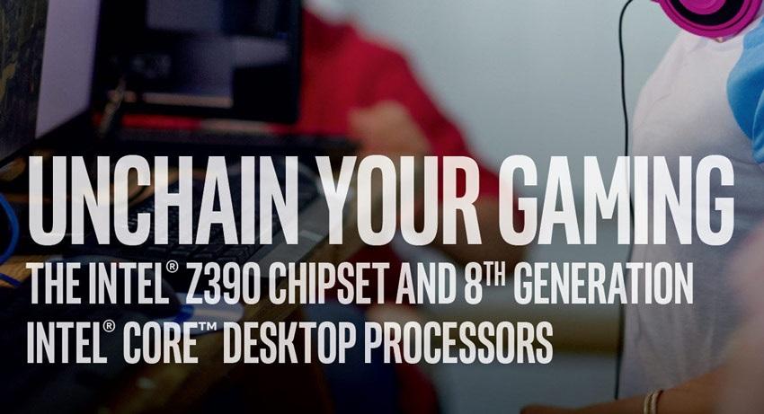 Intel Z390, chipset
