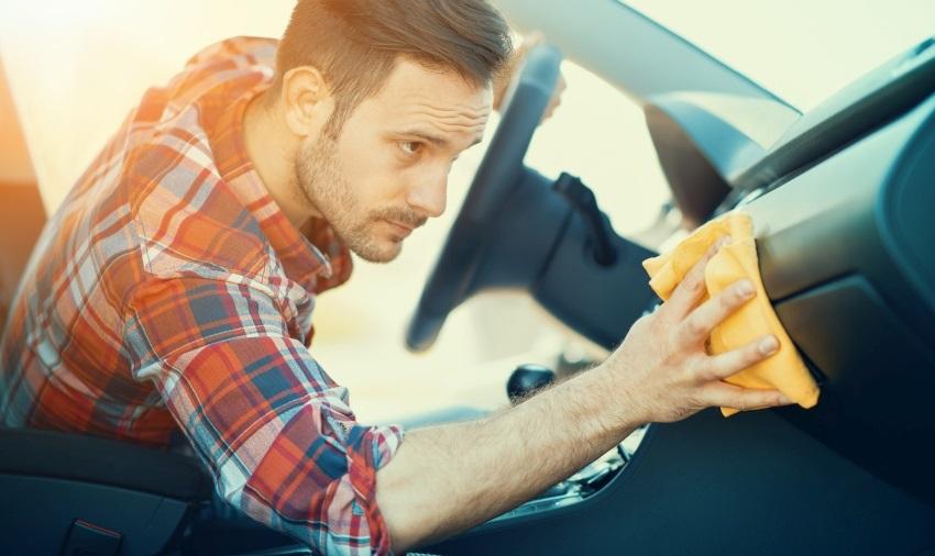 Ako vyčistiť auto – interiér