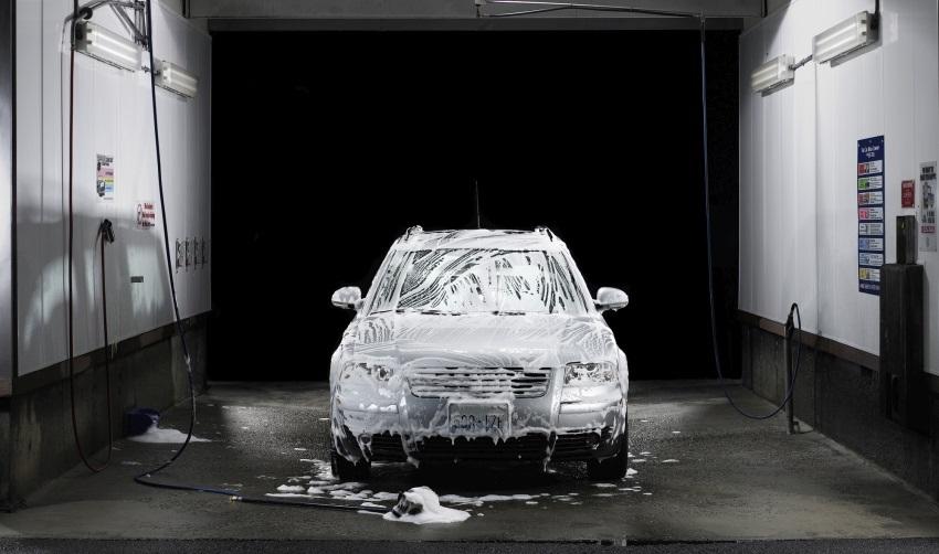 Ako umyť auto – autošampón