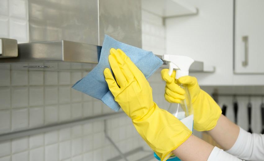 Ako vyčistiť digestor