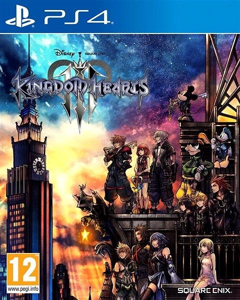 Kingdom Hearts 3; recenzia