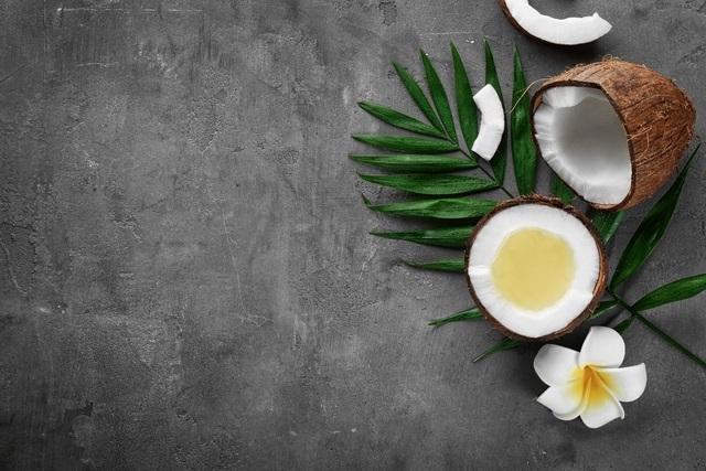 Dekorácia z kokosu