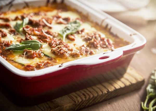 Lasagne bolognese (Bolonské lasagne)